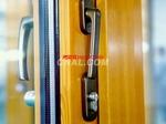 铝木推拉门窗-门窗铝型材