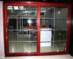 江阴铝木复合门窗型材生产厂家