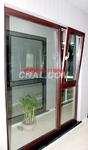 LM80系列鋁木復合型材-平開窗