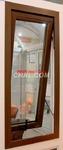 铝木复合隔热断桥门窗型材生产厂家