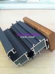 LM68系列铝木复合隔热断桥门窗型材