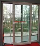 130重型移门 门窗铝型材