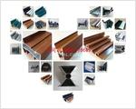 铝木复合型材|幕墙型材|工业型材