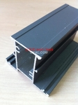 52系列氟碳喷涂平开窗铝合金型材