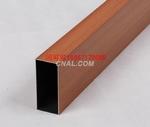 22×22手感木纹铝方通通用型材