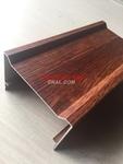 手感木紋鋁型材 通用型材