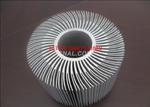 散热器铝型材/工业铝材/灯饰型材
