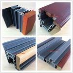 鋁木復合型材尋門窗加工項目代理