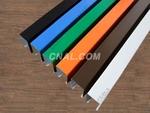 吊顶铝方通型材/建筑铝型材