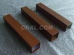 木纹铝方通铝型材/民用门窗型材