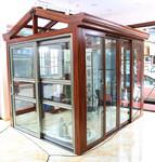 别墅阳光房铝型材/门窗型材