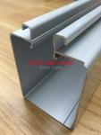 灯线槽壳体型材 工业铝型材