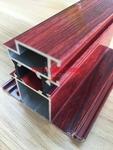 90系列木紋門窗鋁型材