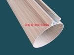 木纹吊顶铝圆管型材