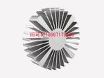LED燈飾鋁材 工業鋁型材