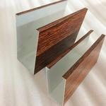 木纹铝型材 铝方通 通用型材