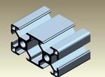 6063欧标流水线型材工业铝型材