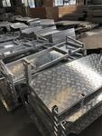 铝合金采菇车