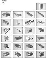 美沃工业铝型材MV-散热器