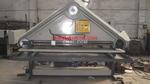 手動三角平面拉絲機 工作臺兩米