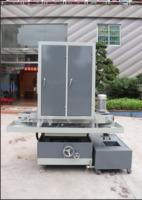 铁板双砂自动拉丝机加磁铁
