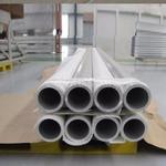 供应6061铝管 大小直径铝管