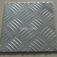 进口美铝6063橘皮防滑铝板