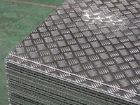 深圳五条筋铝板