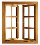 海达铝材之平开窗型材