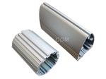 工业型材散热器电机外壳集装箱型材