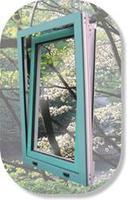 门窗隔热断桥包木复合铝型材