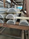 供应设备用铝型材