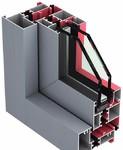 斷橋鋁合金門窗型材
