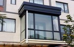 铝合金封阳台窗型材