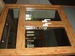 木纹断桥门窗