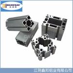 异形挤压铝合金型材开模厂家生产