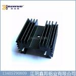 铝型材+工业型材+散热器型材开模
