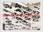 125轨道 自动门 导轨铝材 工业铝材