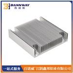 6063T5异形铝合金型材开模加工