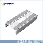 百诺威异型铝合金型材开模生产