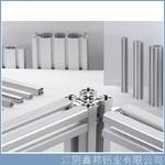 流水线工业铝型材欧标规格齐全