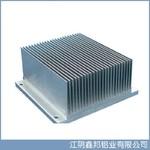 电子元件铝散热片 铝材散热器定制