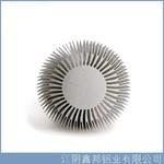 LED灯异形散热器开模生产加工厂家