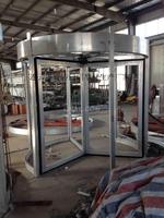 鋁型材旋轉門制造商