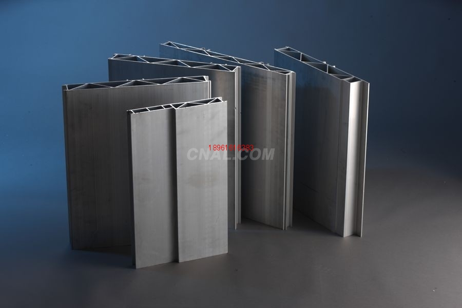 火车轨道交通大段面铝型材