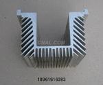 大截面高倍齿散热器铝材供应商