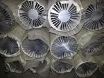 工業氣缸電機殼鋁型材/中奕達