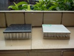 石材蜂窝板幕墙 建筑一生 铝蜂窝板