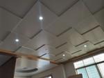 客廳天花板吊頂倣真花 鋁單板吊頂