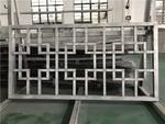 通透搪瓷會議室停車場深圳鋁焊窗花
